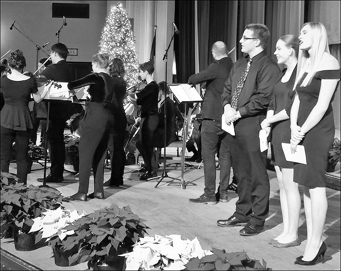 Second Annual Rigas Holiday Concert | Endeavor News